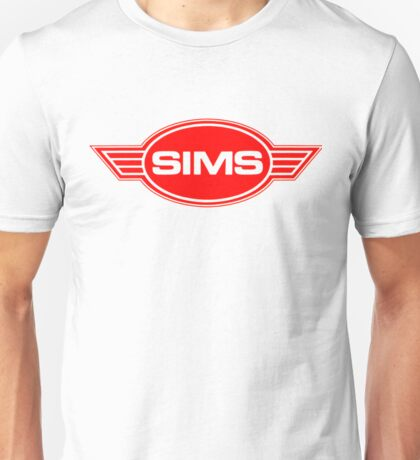 Sims skateboards Unisex T-Shirt