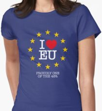 I LOVE EU - PROUDLY ONE OF THE 48% (Design #2) T-Shirt