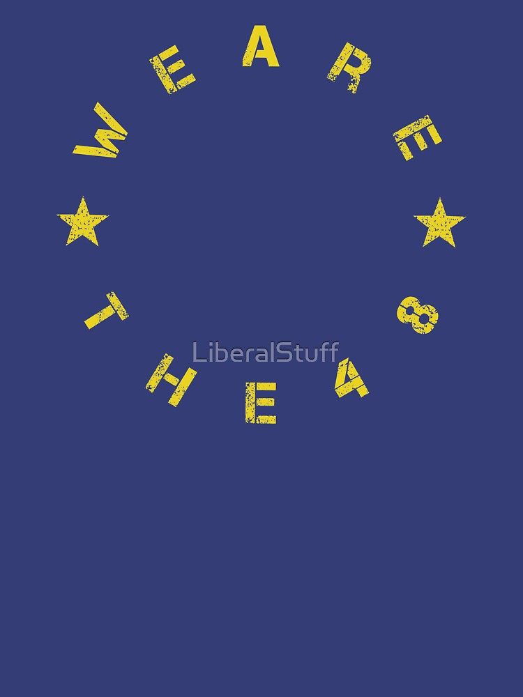 We Are The 48 (Circular) by LiberalStuff