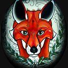 foxy fox shirt by resonanteye