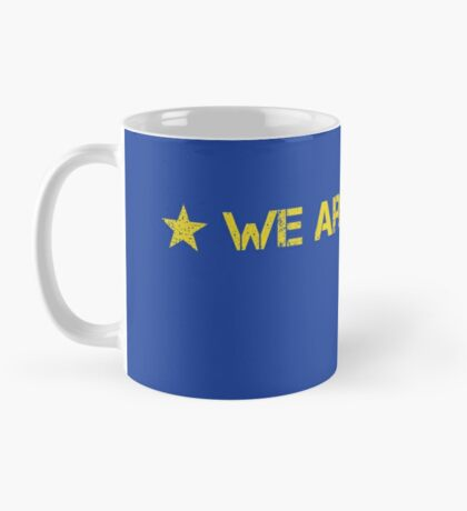 We Are The 48 (Linear) Mug
