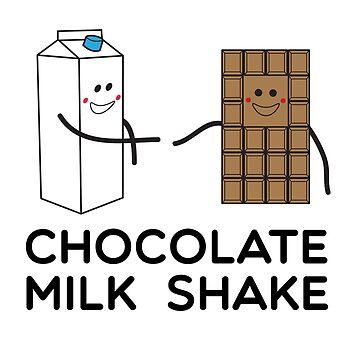 Chocolate Milk Shake by bd0m