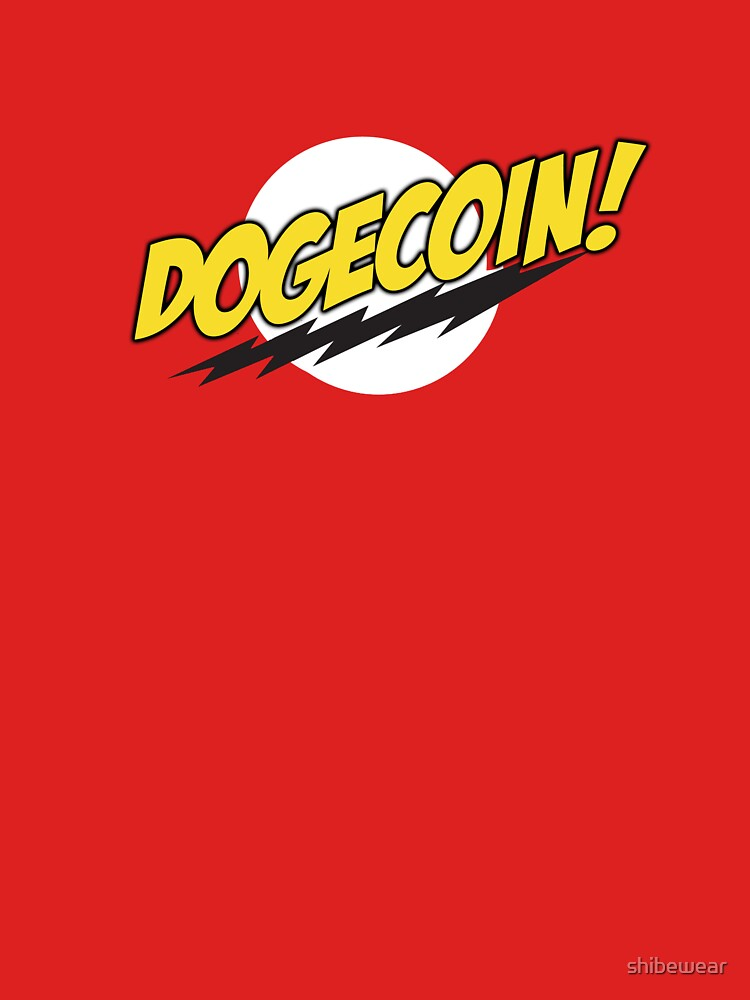Dogecoin - Bazinga!  by shibewear