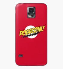 Dogecoin - Bazinga!  Case/Skin for Samsung Galaxy