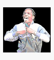A$ap Rocky Photographic Print