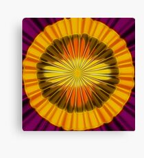 Inspired (Abstract) Canvas Print