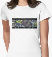 Spatial Insanity (1992) Women's Fitted T-Shirt