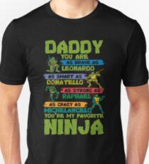 Ninja - Daddy Ninja T-Shirt