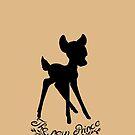 Bambi, The new Prince by Katayanagi