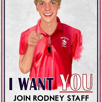 I Want You for Rodney Scout Reservation by designurvictory