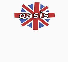 Oasis Union Jack Cartoonish Unisex T-Shirt