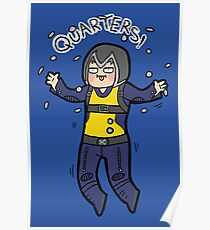 Quarters! Poster