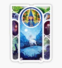 Magic Do As You Will Sticker