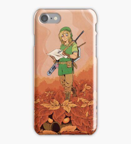 Deku Shrubs iPhone Case/Skin
