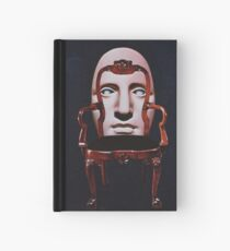 Chairface Hardcover Journal