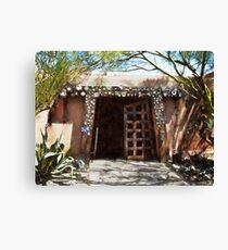 DeGrazia Gallery in the Sun, Tucson, Arizona Canvas Print