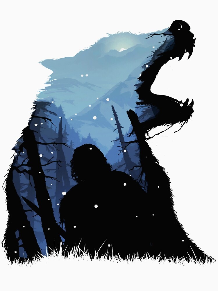 Jon Snow - Rey del Norte de -Shiron-