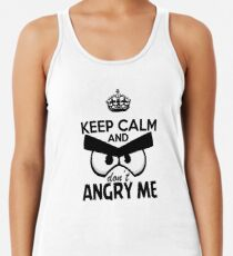 Don't Angry Me Women's Tank Top