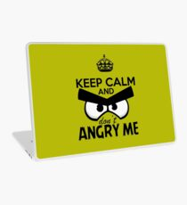 Don't Angry Me Laptop Skin