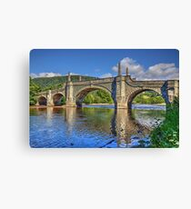 Aberfeldy Bridge Canvas Print