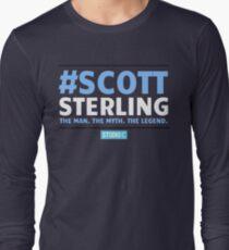 Scott Sterling-STUDIO C Long Sleeve T-Shirt