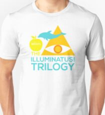 The Illuminatus! Trilogy Unisex T-Shirt