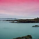 Morning Light at High Rock by Martina Fagan