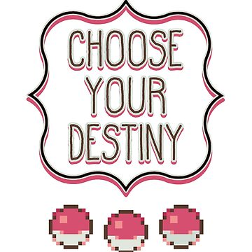 Pokémon - Choose Your Destiny by callumapple1997