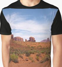 Into the Valley I Will Go Graphic T-Shirt