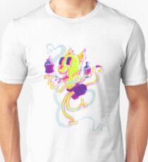Crusty Cat Unisex T-Shirt