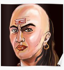 Chanakya - The Great Mentor  Poster