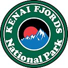 KENAI FJORDS NATIONAL PARK ALASKA MOUNTAINS HIKING CAMPING HIKE CAMP by MyHandmadeSigns