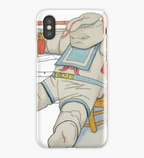 Stay Puft in the Ring iPhone Case/Skin