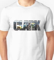 Jim Clark - World Champion  Unisex T-Shirt