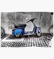Moped Poster
