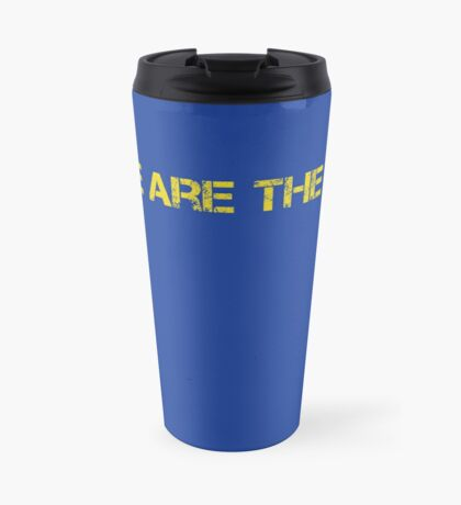 We Are The 48 (Linear) Travel Mug