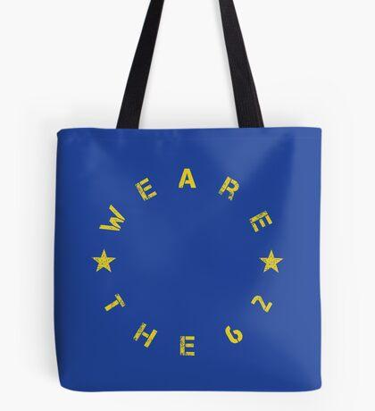 We Are The 62% (Circular) Tote Bag