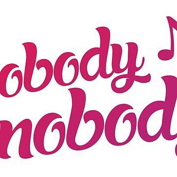 NOBODY, NOBODY by barasaiko
