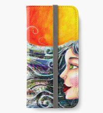 Bohemian Fire iPhone Wallet/Case/Skin