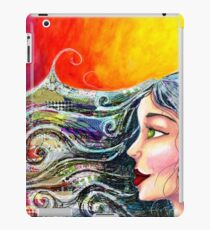 Bohemian Fire iPad Case/Skin