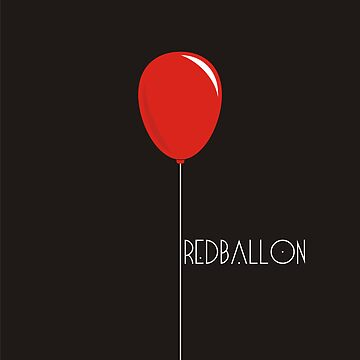 Red Ballon by MALIQ