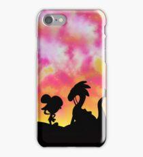 Wander Over Yonder - Sunset iPhone Case/Skin
