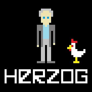 Herzog Pixel by scribbledeath