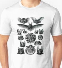 Bats by Haeckel Unisex T-Shirt