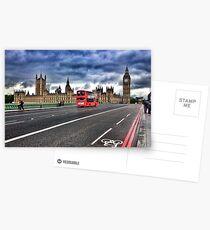 London Portrait 1 Postcards
