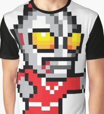 Mega Ultraman Graphic T-Shirt
