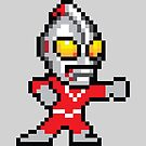 Mega Ultraman by D4N13L