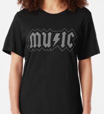 Musik Slim Fit T-Shirt