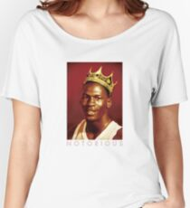 Notorious Michael jordan chicago Women's Relaxed Fit T-Shirt