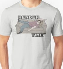Render Time Unisex T-Shirt